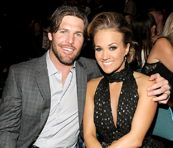 Carrie Underwood Forgets Her Husband Twitter Handle On Their 4th Wedding Anniversary