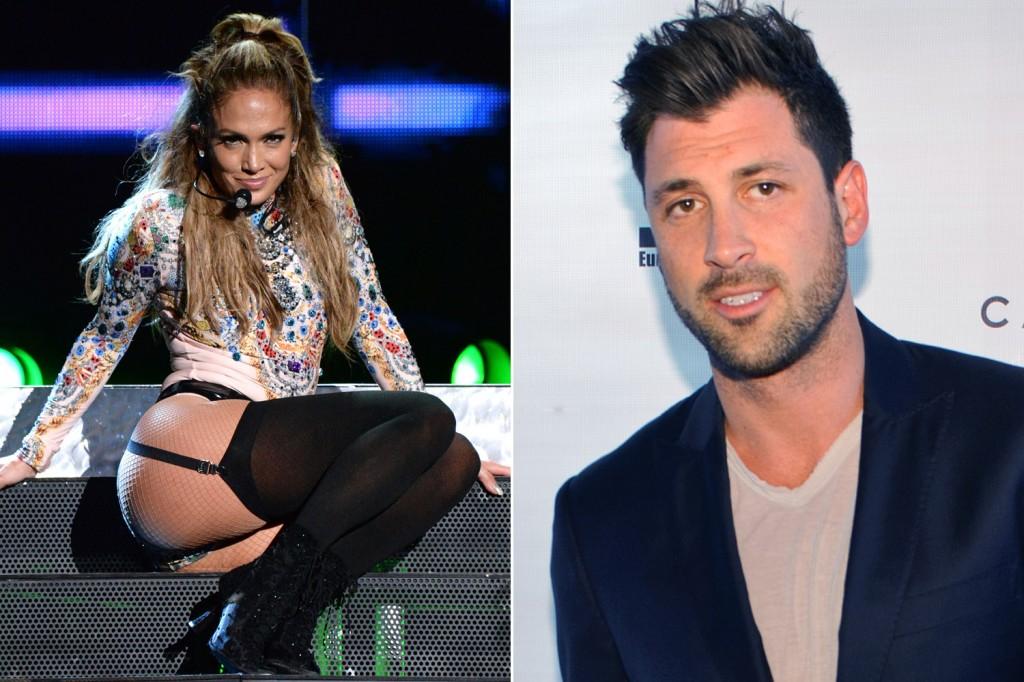 Dating Rumors- Jennifer Lopez - Maksim Chmerkovskiy