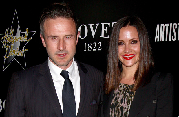 David Arquette Got Engaged With His Love Christina McLarty
