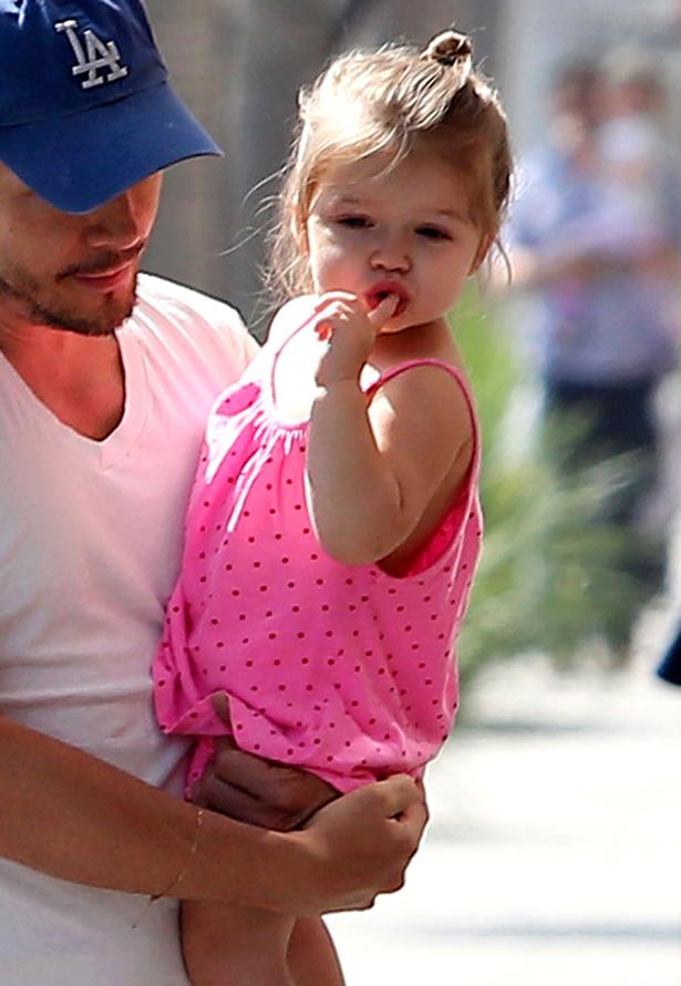 Happy Birthday to the Super Chic Three Year Old Harper Beckham 2
