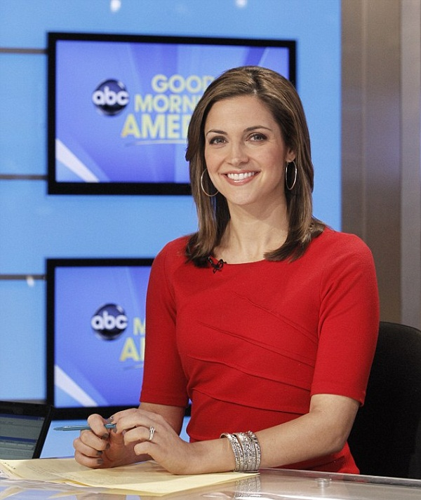 Paula Faris Replaces Bianna Golodryga at GMA 1