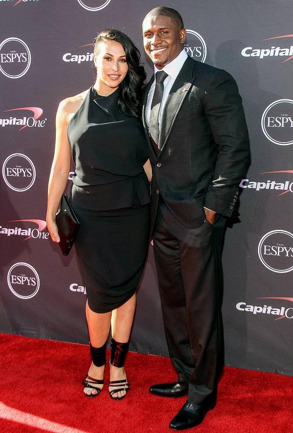 Reggie Bush Is Now Married To Lilit Avagyan