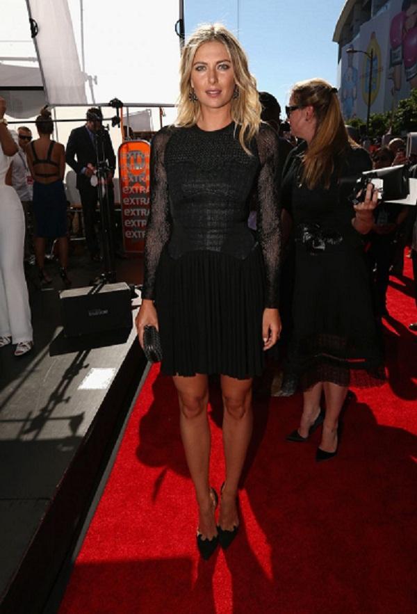 Tennis Champion Maria Sharapova Steals the Show at ESPY Awards 2014 2