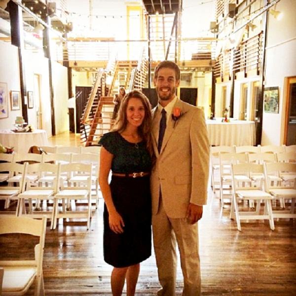 Jill Duggar and Derick Dillard on Romantic Trip to Attend Friend's Wedding 1
