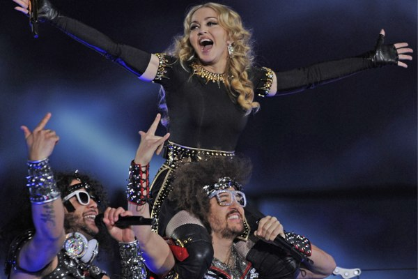 Madonna Gearing for Her 56th Birthday This August