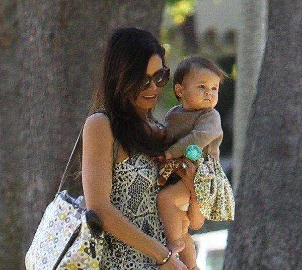 Channing Tatum And Jenna Dewan Daughter 2015