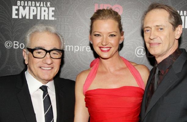 Gretchen Mol Owns the Boardwalk Empire Premiere