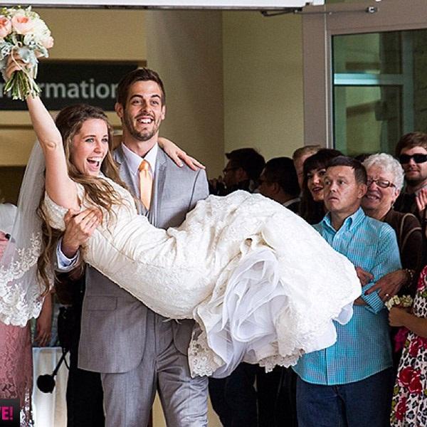Jill Duggar Chooses Wedding Dress On The Show 1