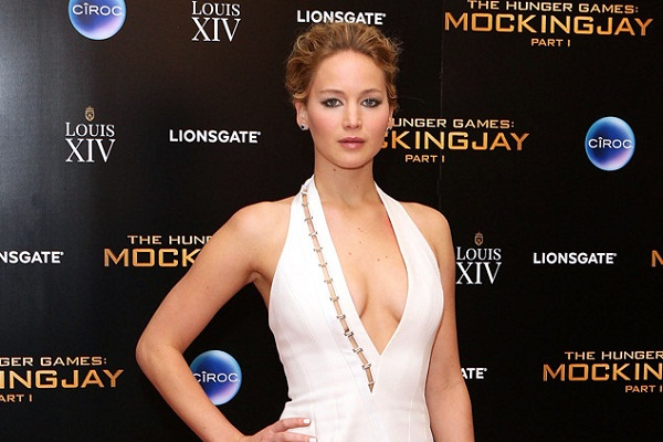 Jennifer Lawrence and Her Fear for Singing