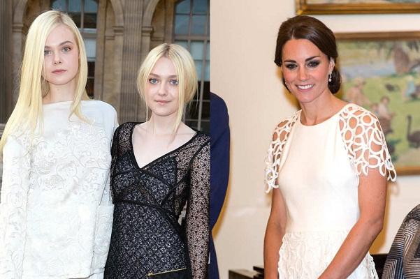 Kate Middleton, Jennifer Lawrence and a flotilla of Best Dressed Stars Gathered together 1