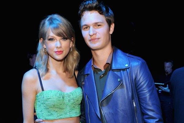 Taylor Swift- Is She Having A Secret Crush on Ansel Elgort 1