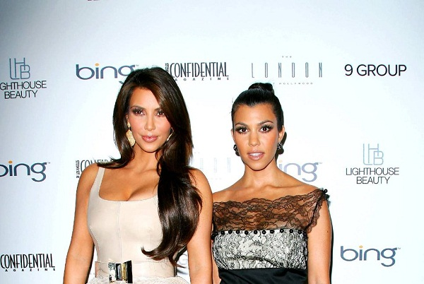 Kim Kardashian ends up slamming sis Kourtney to give a Career 1