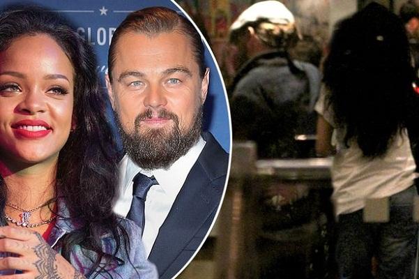 Rihanna and Leonardo DiCaprio- Are They A Couple 1