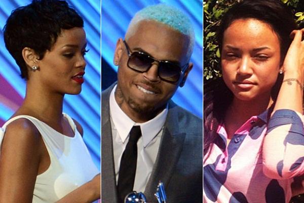 Karrueche Tran Is The Best Girl for Chris Brown