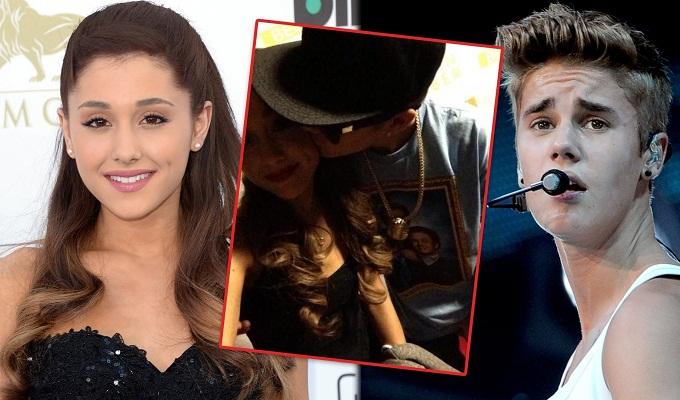 Justin Bieber y Ariana Grande Dueto Ariana Grande And Justin