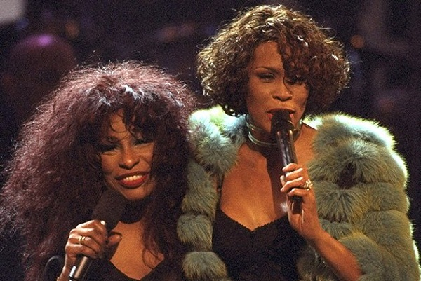 Whitney Houston VH1 Diva Concert
