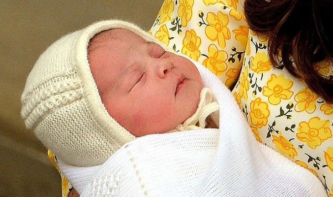 Charlotte Elizabeth Diana Name of Royal Baby number 2