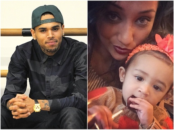 Chris Brown Anxious As He Wants Karrueche Tran To Hold Royalty Soon In Her Arms