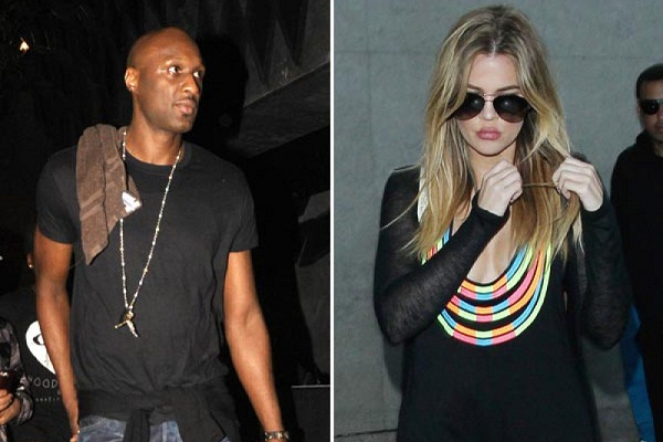 Khloe Kardashian again gets a set back after Lamar Odom goes back to Partying 1