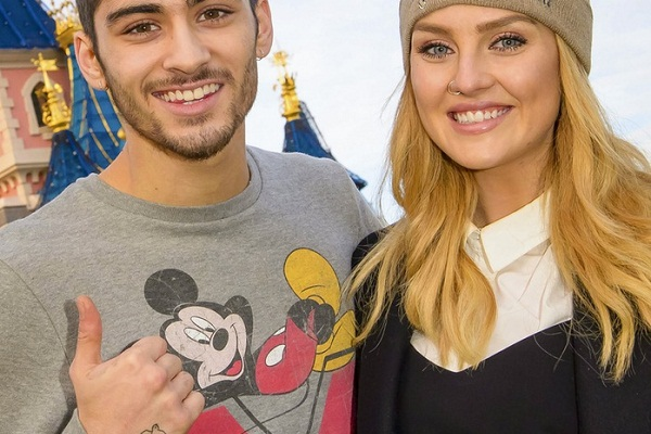 Perrie Edwards Seen Without Zayn Malik's Engagement Ring- Danger Signal 1