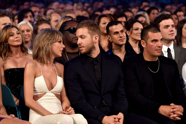 Taylor Swift at BBMA Takes a 'Sweet Revenge' on Harry Styles after showering love on Calvin Harris