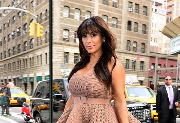 Kim Kardashian is finally pregnant again