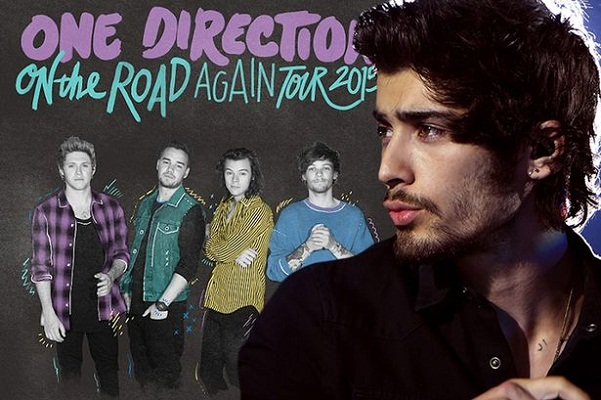 One Direction rocks their first Show in the UK without Zayn 1