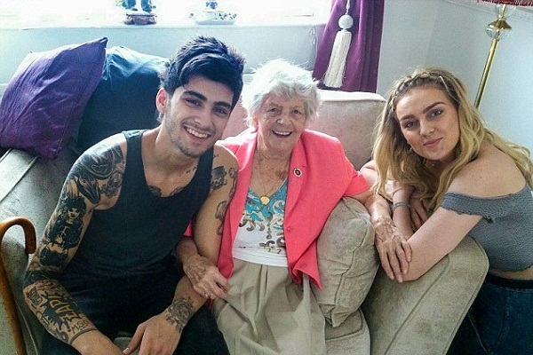 """Perrie's Grandma Address Zayn as """"Family""""- Are they actually married"""