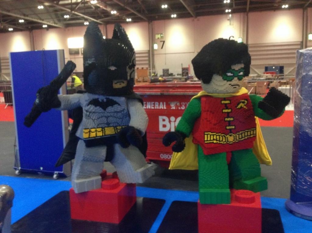Batman Lego movie Voice of Robin revealed