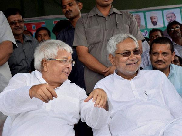 Bihar Huge blow to JDU-RJD alliance