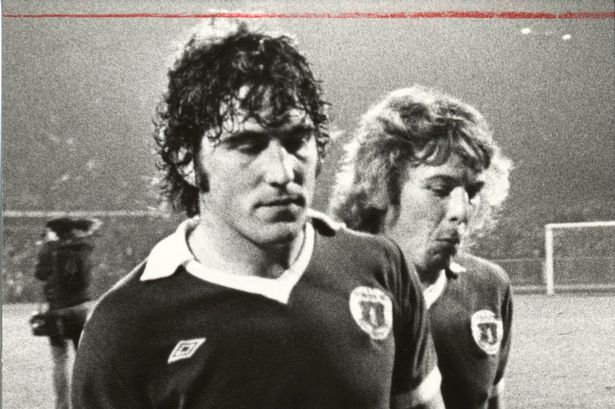 Bob Latchford and Andy King