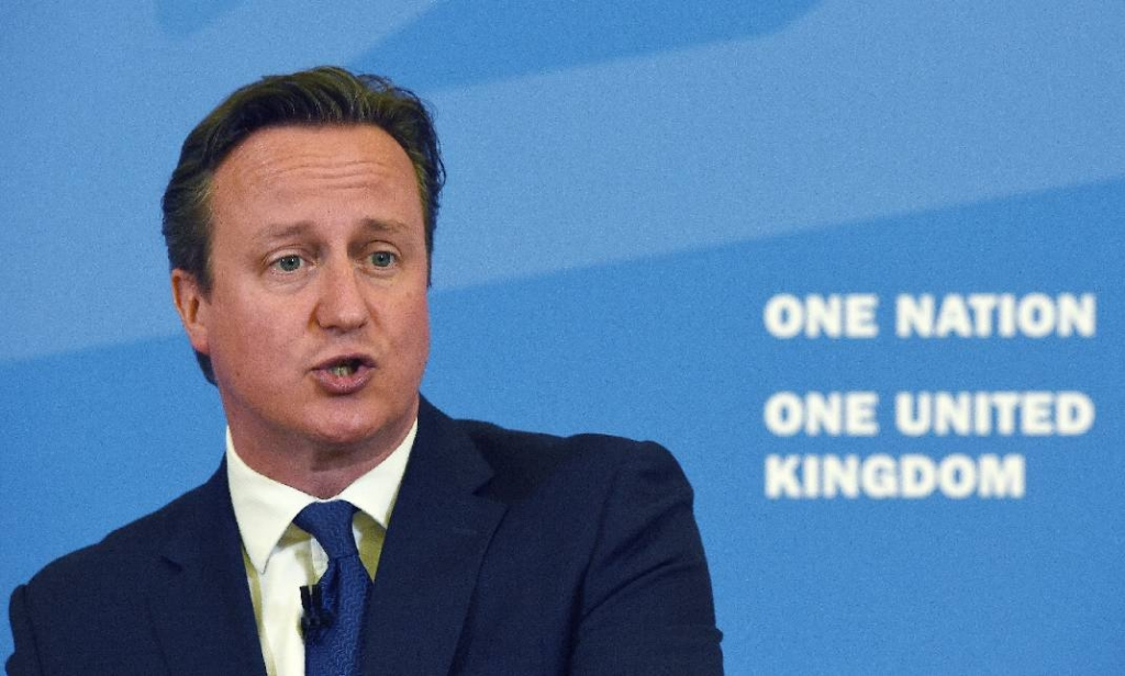 UK leader signals support for airstrikes on IS in Syria - Pantagraph.com