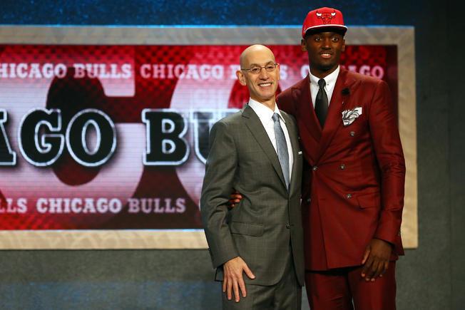 Utah Jazz sign No. 12 draft pick Trey Lyles; Bulls ink deal with 22nd pick