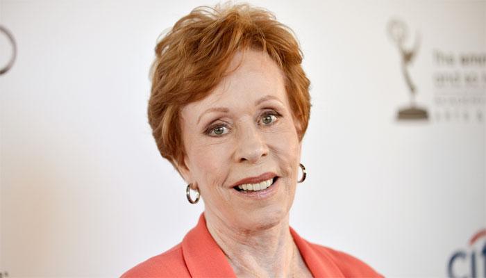 Carol Burnett to get lifetime achievement award