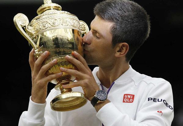 Djokovic beats Federer for 3rd Wimbledon title, 9th major