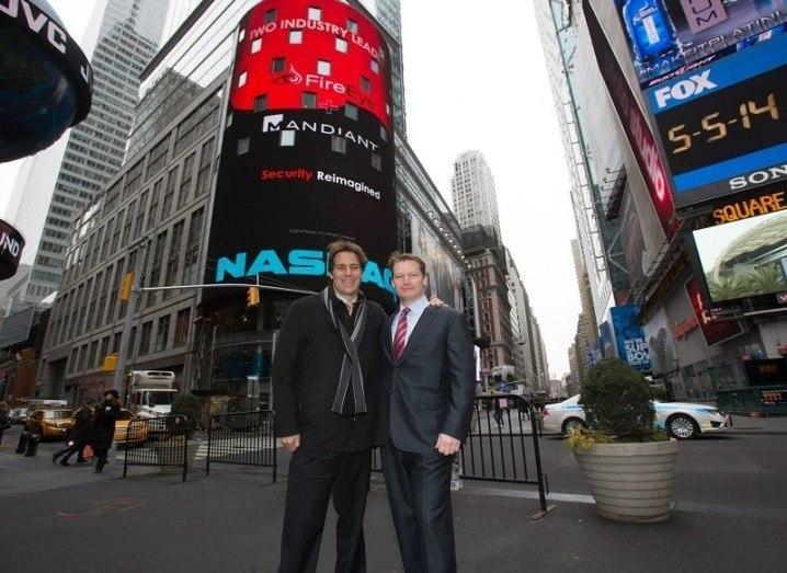 FireEye Q2 results NASDAQ
