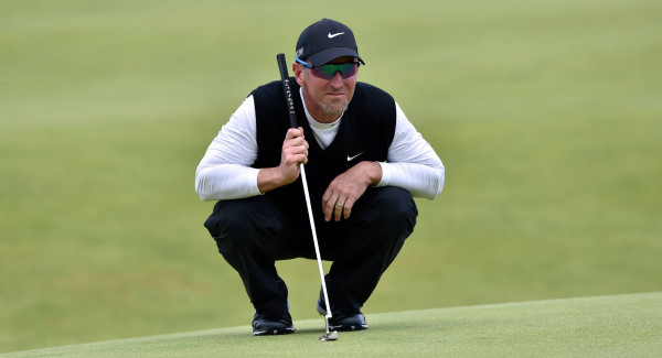 Graeme McDowell has started the third round of the Open with four birdies - The42