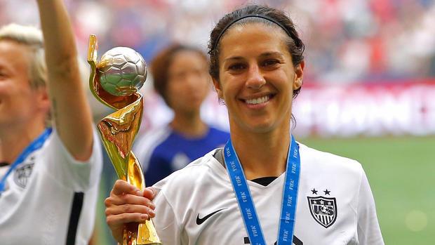 Hometown Hero Carli Lloyd Leads US to World Cup Victory