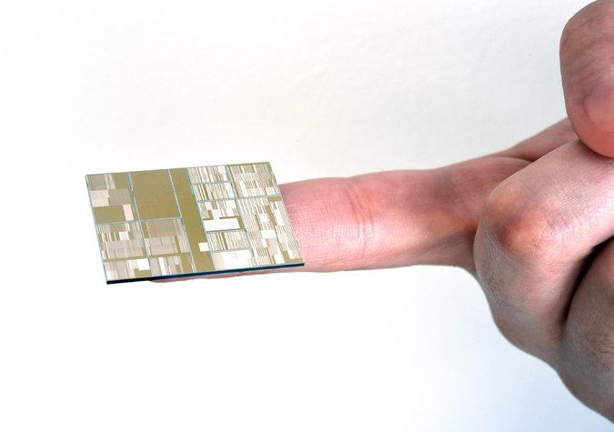 IBM 7nm Higher Capacity Chips
