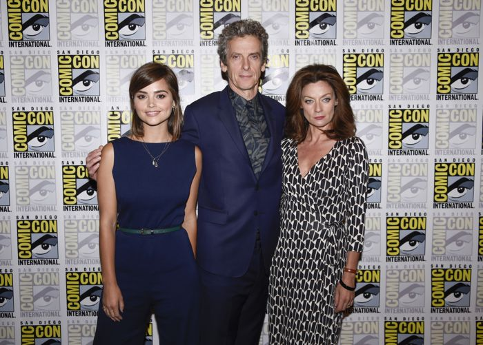 Doctor Who Comic Con 2015