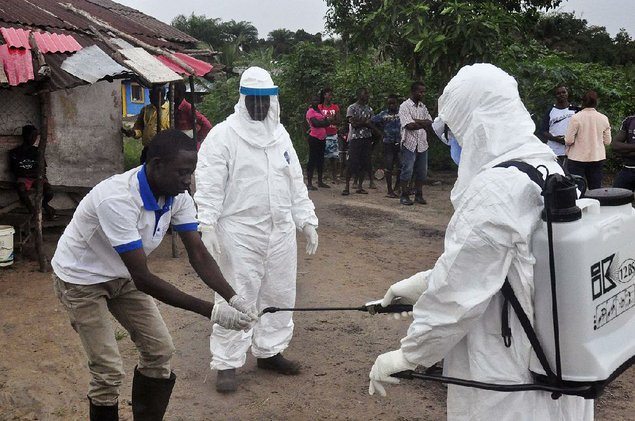 Liberia confirms second Ebola case
