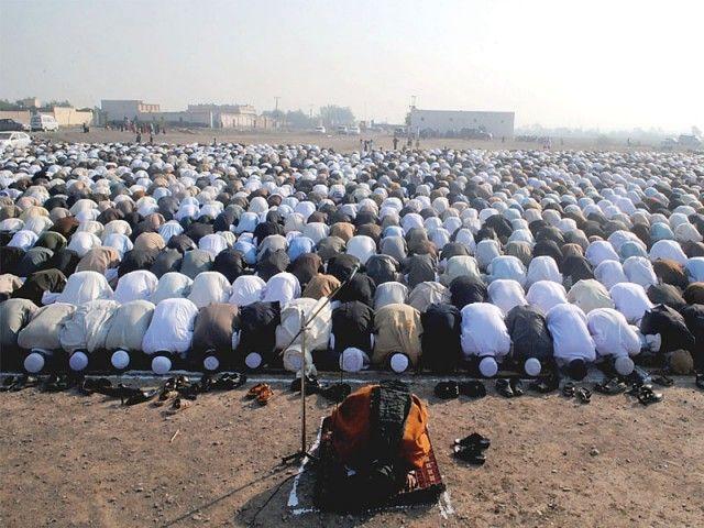 Majority of Muslims to celebrate Eid al-Fitr on Friday - Trend