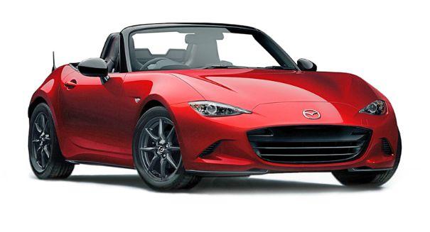 Mazda stuns car industry with MX-5 Miata