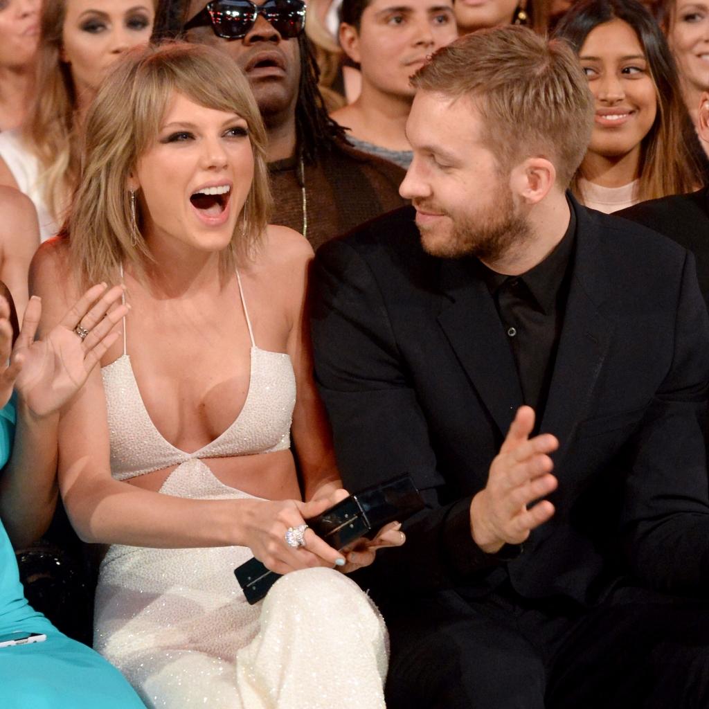 Calvin Harris 'insanely happy' with Taylor Swift - Winnipeg Free Press