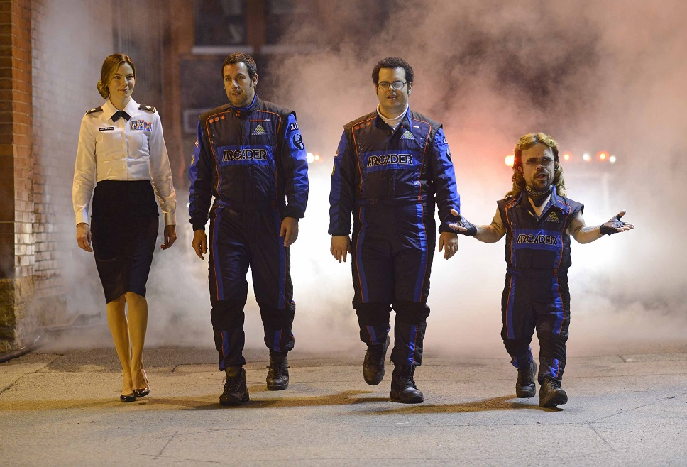 Box Office 'Pixels&#039 Is Another Disappointment for Adam Sandler