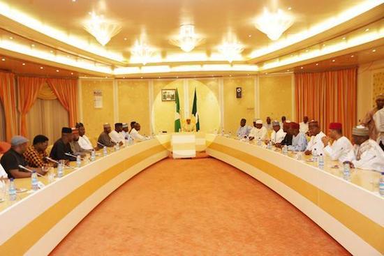 Buhari-APC-Reps