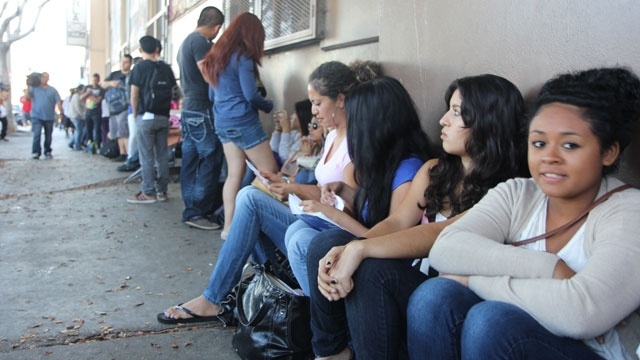 Line Consideration of Deferred Action for Childhood Arrivals
