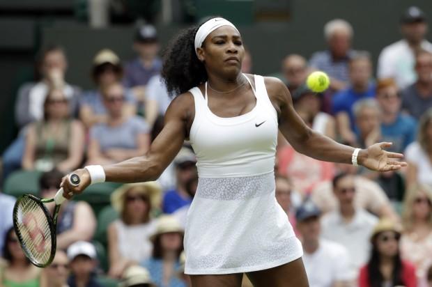 Williams takes on Azarenka in Wimbledon quarterfinals