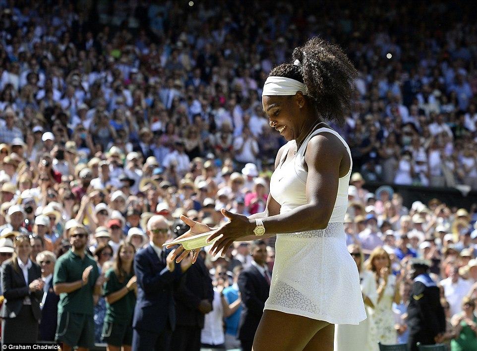 Smashing! Twitter Reacts to Serena Williams' Wimbledon Win