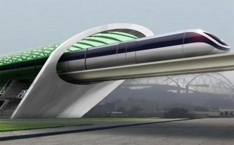 Hyperloop The Salvation that People Need